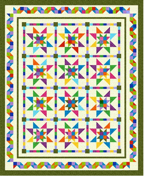 Quilt Borders Patterns by Quilting Patterns For Borders Images