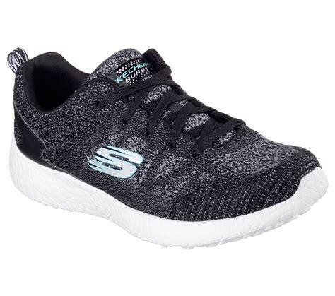 Sepatu Skechers Air Cooled Memory Foam Skechers Burst Air Cool Womens Sports Fitness Memory Foam
