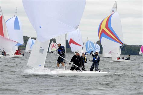 e scow racing race results