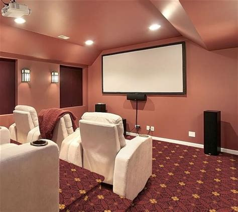fame home theater carpet