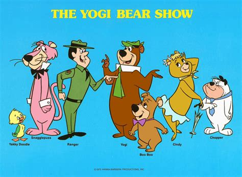 doodle name yogi more enduring than the average animation magazine