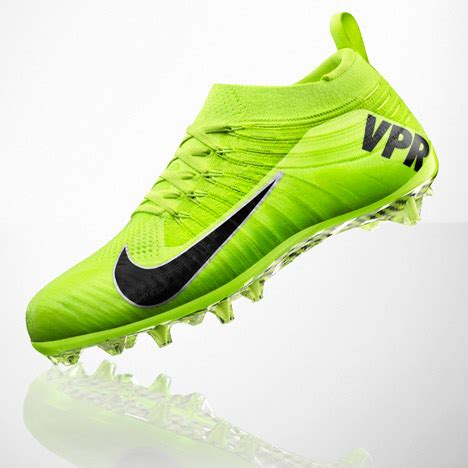 american football shoes nike combines flyknit and 3d printing to style american