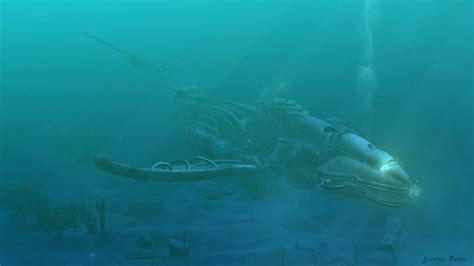 robot killer whale robot whale by volta1228 on deviantart