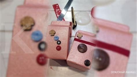 Lu Hias Kotak mendulang laba dari mainan daur ulang kotak
