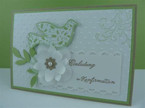 Einladungskarten Hochzeit Basteln by Einladungskarten Konfirmation Basteln Konfirmation