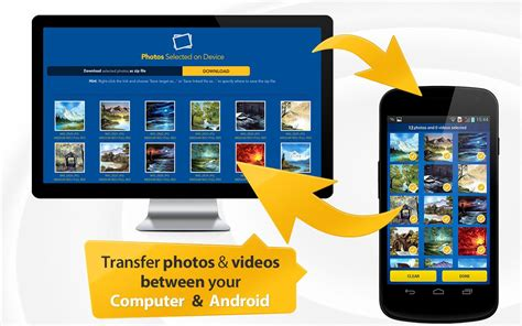 photo transfer app android apps on play - Android Transfer App
