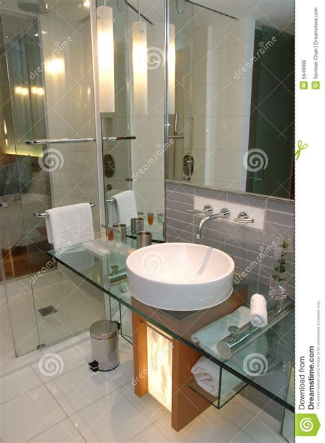 modern hotel bathroom modern hotel bathroom stock photo image 5546890