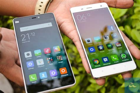 Hp Xiaomi Mi4i Warna Hitam pandang pertama xiaomi mi4i peranti spesifikasi pertengahan dengan ciri ciri flagship amanz