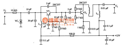 high voltage high frequency transistor high frequency voltage oscillator circuit composed of transistor automotive circuit