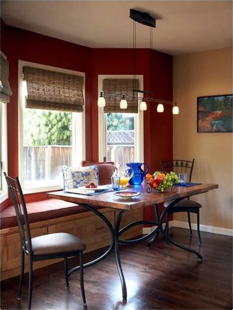 bay window dining room dining room bay window seat casa pinterest