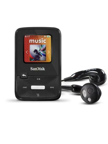 Sandisk Sansa Clip Zip sandisk sansa clip zip mp3 player 4gb new price includes delivery 163 21 99 memorybits