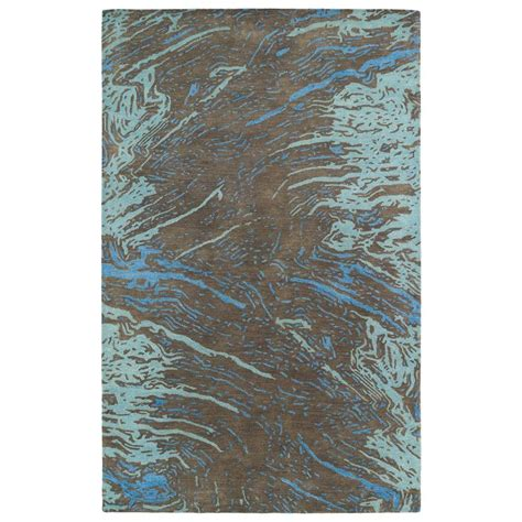 7 ft area rugs kaleen brushstrokes chocolate 5 ft x 7 ft 9 in area rug brs01 40 5 x 7 9 the home depot