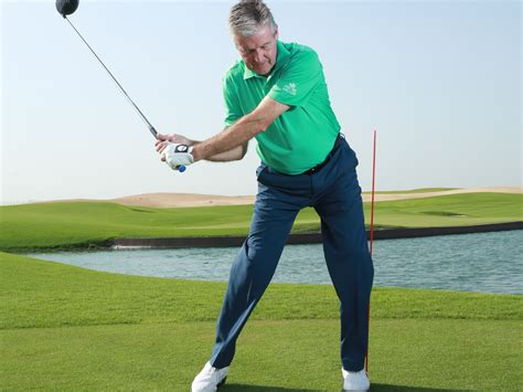 causes of over the top golf swing how to stop your golf swing coming over the top golf monthly