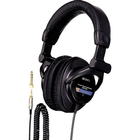 Headphone Sony Mdr 7509hd Sony Mdr 7509hd Studio Headphone Musician S Friend