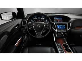 Tlx Acura Interior Acura Tlx Prices Reviews And Pictures U S News World