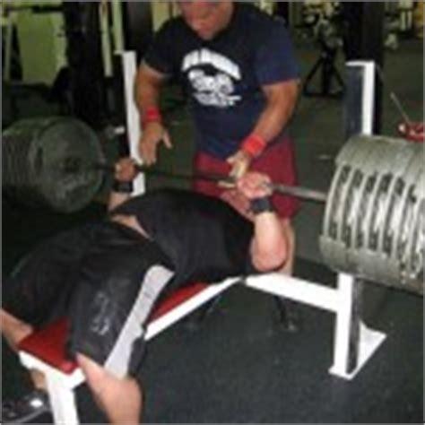 greg kovacs bench press bench press critical bench