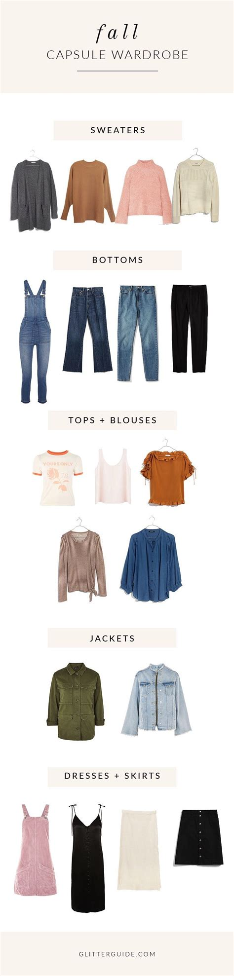 perfect capsule wardrobe best 25 fall capsule wardrobe ideas only on pinterest
