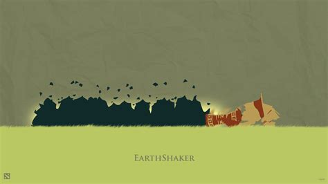 wallpaper earthshaker earthshaker dota 2 wallpaper by css101 on deviantart