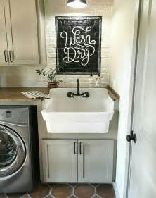 Laundry Room Sinks 25 Best Vintage Laundry Room Decor Ideas And Designs For 2017