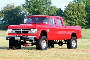 70 Dodge Power Wagon Amazing Things In The World 1970 Dodge Crew Cab Cummins