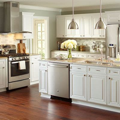 Home Depot Instock Kitchen Cabinets by Kitchen Cabinets At The Home Depot
