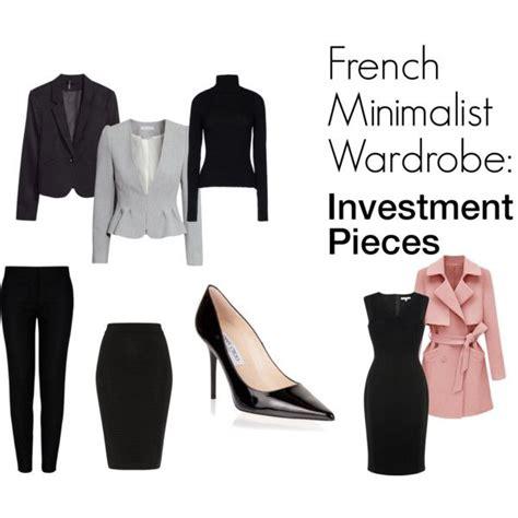 french minimalist wardrobe 1000 ideas about french wardrobe basics on pinterest