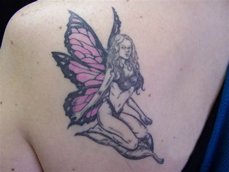 fairy and butterfly tattoo designs tattoos designs ideas and meaning tattoos for you