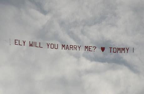 7 Worst Ways To Propose To A by Fail The 7 Worst Ways To Propose Made