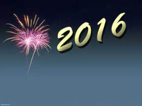 free new year 2016 backgrounds for powerpoint
