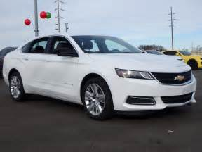 ls impala used chevrolet impala ls 2017 for sale in ada ok mb240