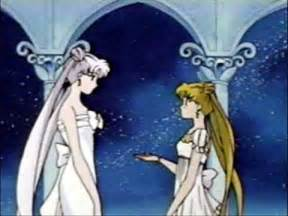 Queen serenity and neo queen serenity a mothers goodbye