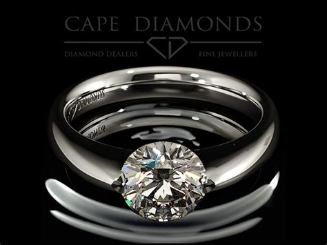 36 THE SOUL RING   SOUTH AFRICA DIAMONDS IN THE PUREST