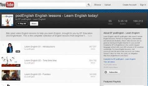 online tutorial for english speaking best free english learning resources march 2012