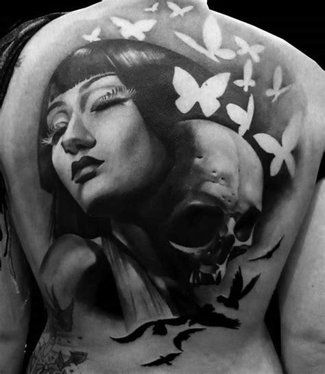 3d tattoo artist london artistic back tattoo scene360
