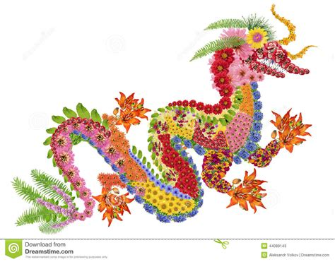 red fiery chinese dragon stock image image of design