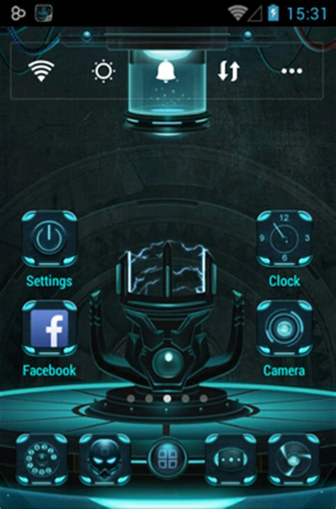 technology themes for android sci fi android themes androidlooks com