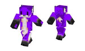 Purple fox skin minecraft skins