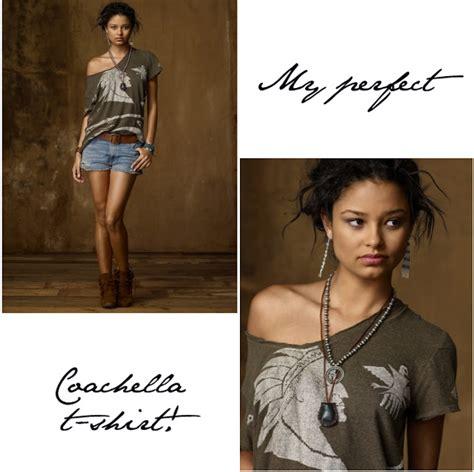 Tshirt Coachella Grey coachella t shirt perfection