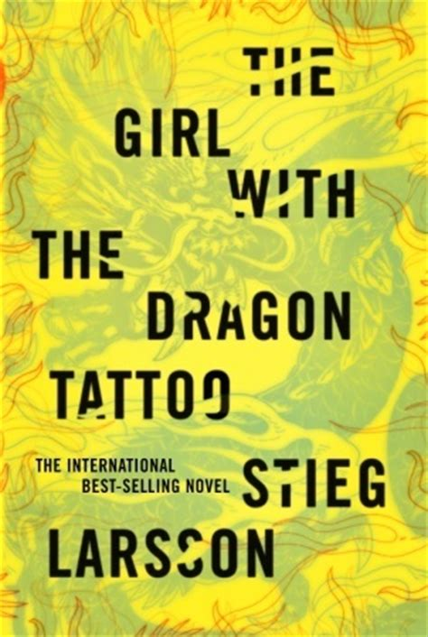 new girl with the dragon tattoo book the with the millennium 1 by stieg