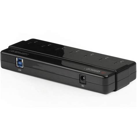 Orico W5p U3 Speed Usb Hub With Micro Usb Port Usb 3 0 orico usb 3 0 high speed hub 7 port h7928 u3 black