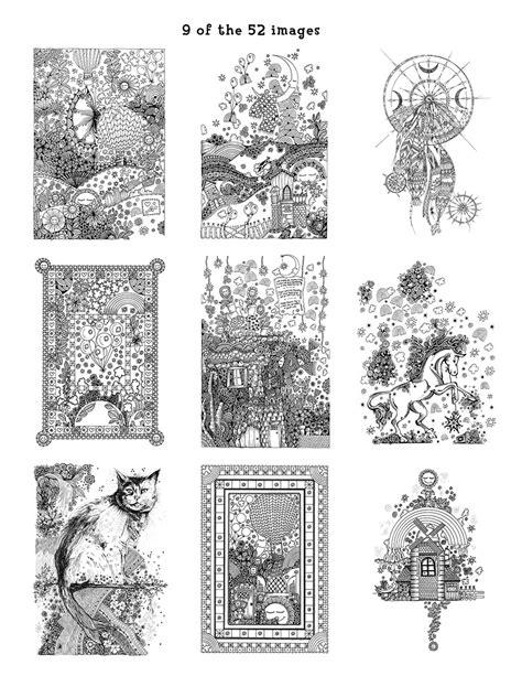 anns doodles a kaleidoscopia ann s doodles a kaleidoscopia coloring book the magical world of