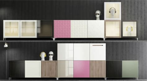 ikea besta range meuble besta ikea rangement modulable en 27 id 233 es top