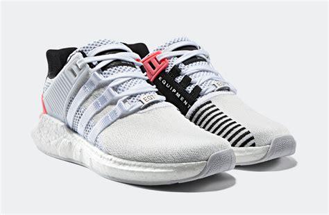 Sepatu Adidas Eqt Turbo 9317 Edition the adidas originals eqt support 93 17 takes on a white