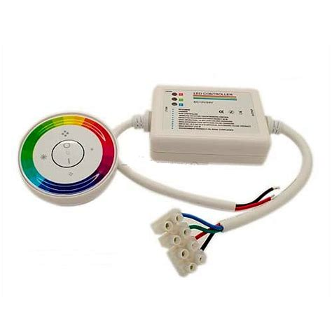 rgb wireless led controller 12 24vdc