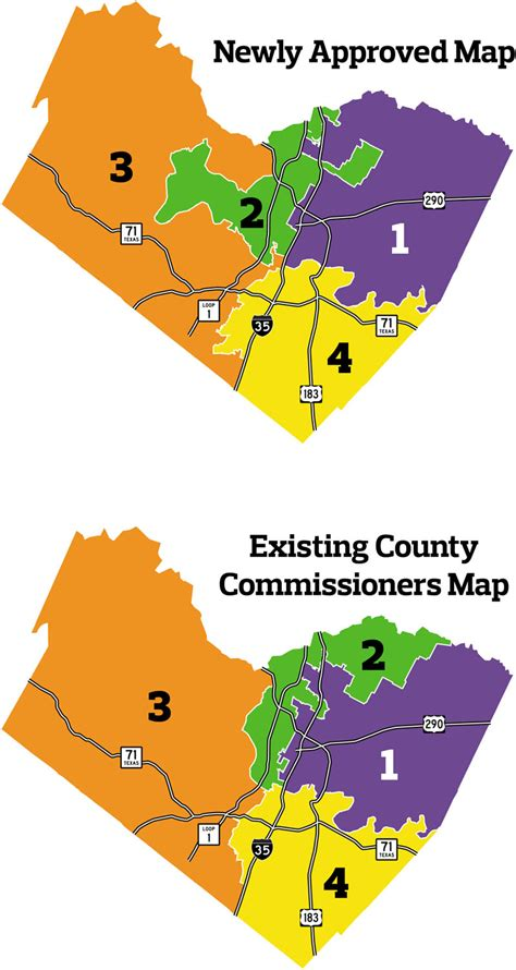 where is travis county on a map new map poses challenges for huber news the