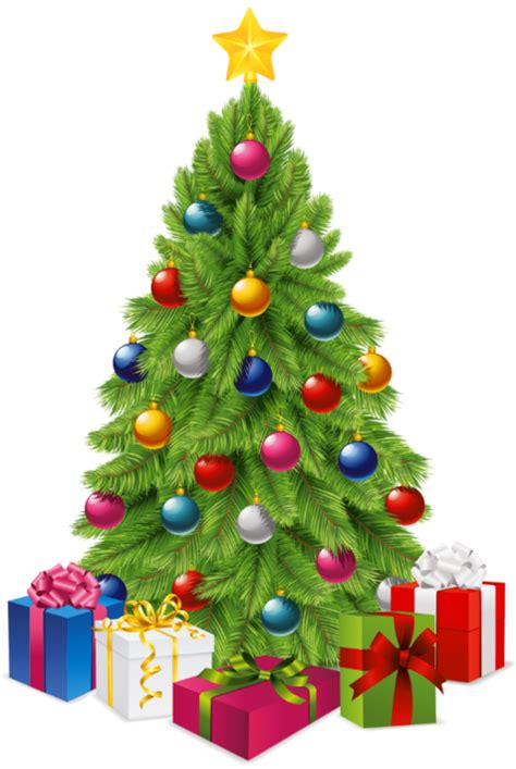 Christmas Tree Image Christmas Tree Png Transparent Images Png All