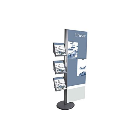the l stand coupon point of sale display stand from discount displays