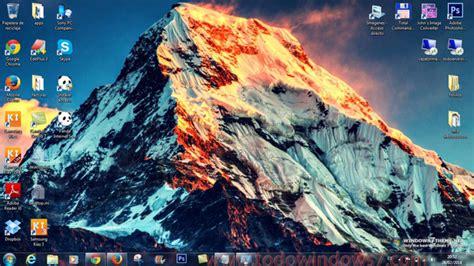 ordenador de escritorio para windows 7 descarga el fondo de escritorio monte everest para