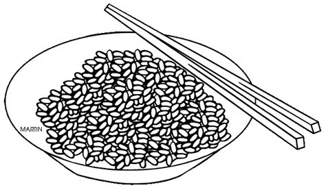 bowl of rice black white line art tatoo tattoo rice clipart black and white pencil and in color rice