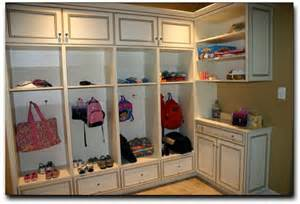 Bench Kids Coats Chicagoland Custom Closets Mud Rooms